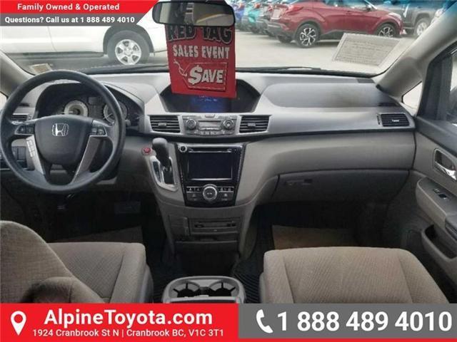 2014 Honda Odyssey EX (Stk: X032163A) in Cranbrook - Image 10 of 18