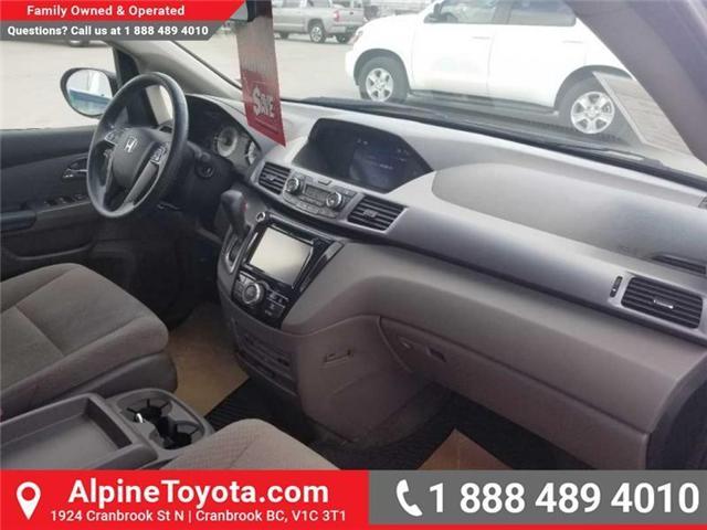2014 Honda Odyssey EX (Stk: X032163A) in Cranbrook - Image 11 of 18