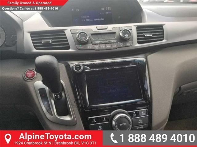 2014 Honda Odyssey EX (Stk: X032163A) in Cranbrook - Image 14 of 18