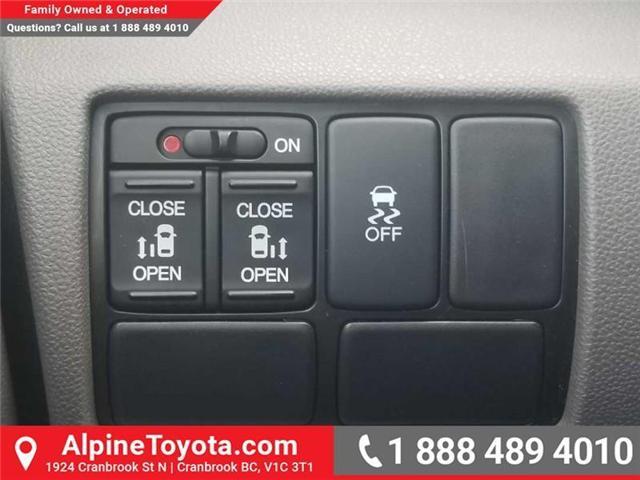 2014 Honda Odyssey EX (Stk: X032163A) in Cranbrook - Image 16 of 18