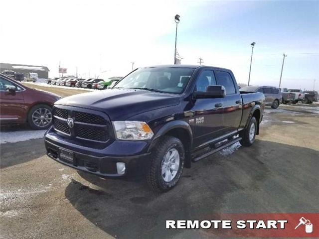 2017 RAM 1500 SLT (Stk: QT227) in  - Image 2 of 20