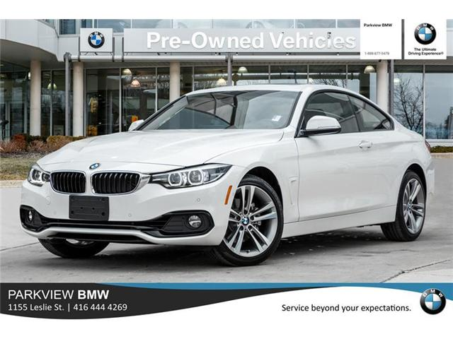 2018 BMW 430 i xDrive (Stk: PP7943) in Toronto - Image 1 of 21