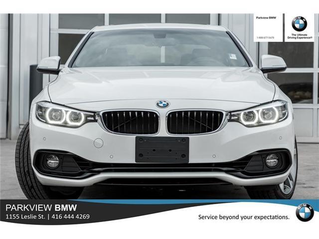 2018 BMW 430 i xDrive (Stk: PP7943) in Toronto - Image 2 of 21