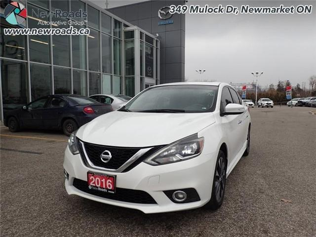 2016 Nissan Sentra  (Stk: 13886) in Newmarket - Image 1 of 30