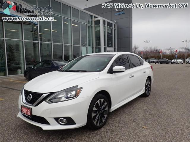 2016 Nissan Sentra  (Stk: 13886) in Newmarket - Image 2 of 30