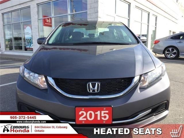 2015 Honda Civic LX (Stk: 18232A) in Cobourg - Image 2 of 19