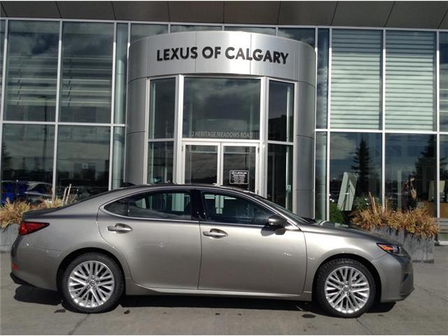 2018 Lexus ES 350 Base (Stk: 180017) in Calgary - Image 1 of 4