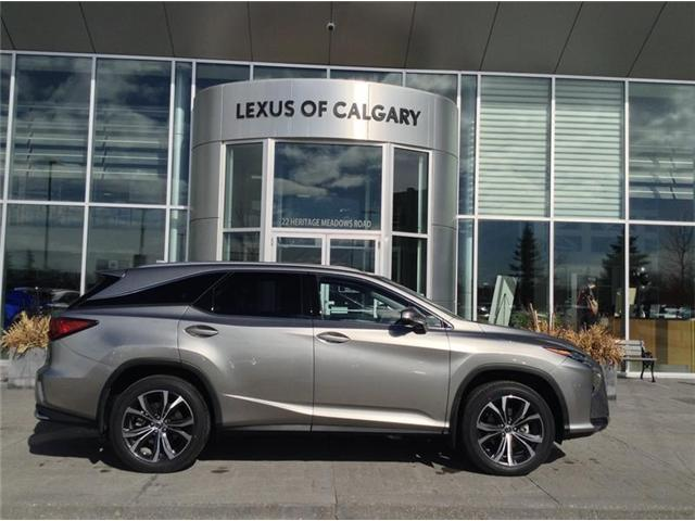 2018 Lexus RX 350L Luxury (Stk: 180338) in Calgary - Image 1 of 4
