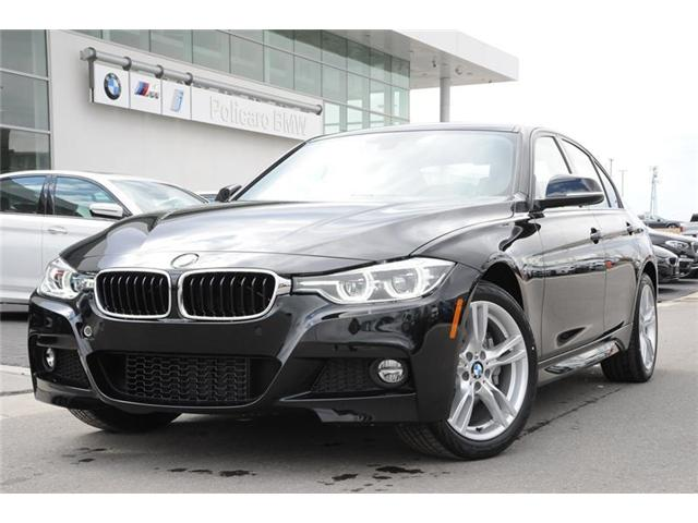 2018 BMW 330 i xDrive (Stk: 8615256) in Brampton - Image 1 of 12