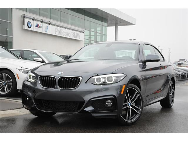 2018 BMW 230 i xDrive (Stk: 8D48780) in Brampton - Image 1 of 13