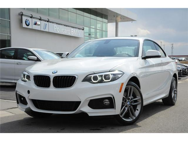 2018 BMW 230 i xDrive (Stk: 8D48785) in Brampton - Image 1 of 12