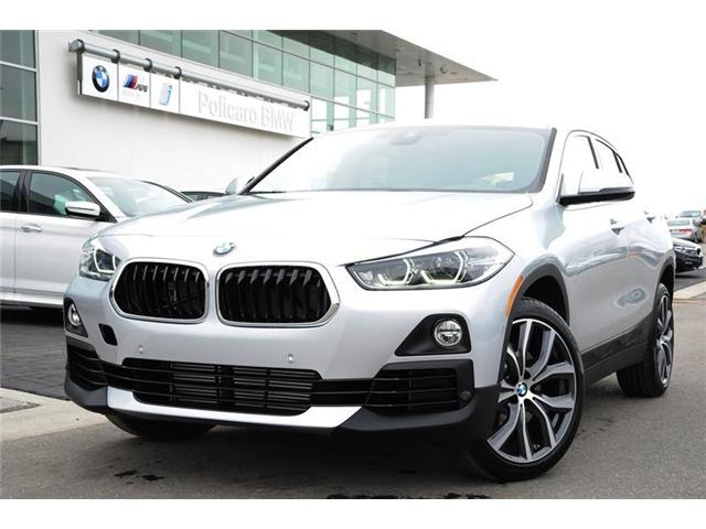 2018 BMW X2 xDrive28i (Stk: 8F72613) in Brampton - Image 1 of 12