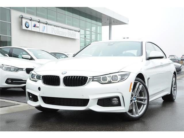 2019 BMW 440 Gran Coupe i xDrive (Stk: 9M74165) in Brampton - Image 1 of 12