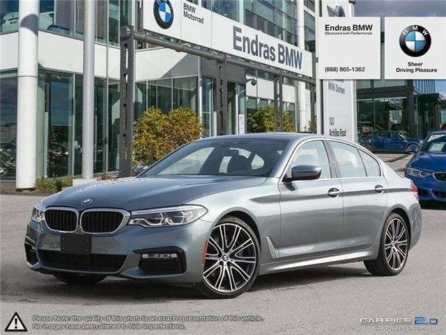 2017 BMW 540 i xDrive (Stk: P5418) in Ajax - Image 1 of 22