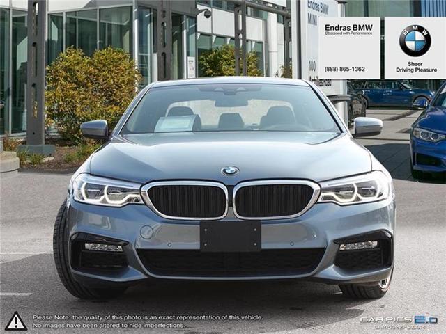 2017 BMW 540 i xDrive (Stk: P5418) in Ajax - Image 2 of 22