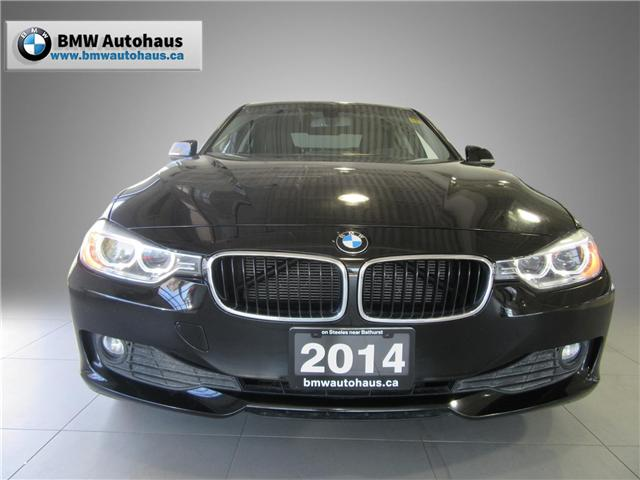 2014 BMW 320i  (Stk: P7998) in Thornhill - Image 2 of 22