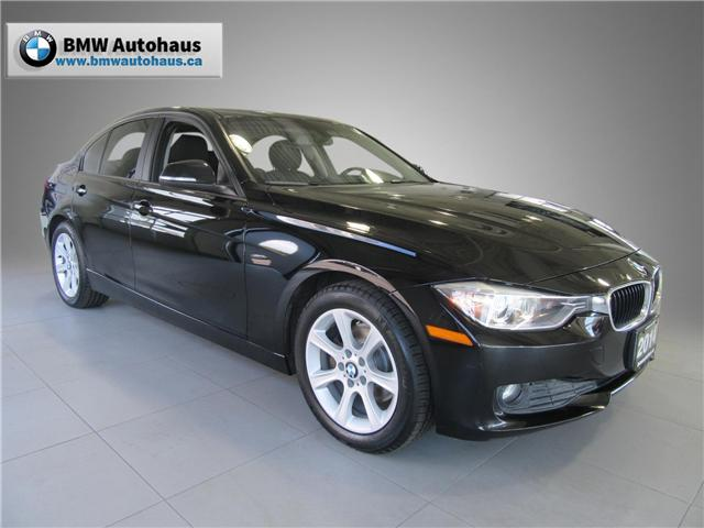2014 BMW 320i  (Stk: P7998) in Thornhill - Image 3 of 22