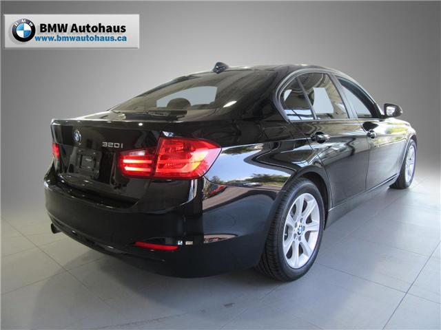 2014 BMW 320i  (Stk: P7998) in Thornhill - Image 5 of 22