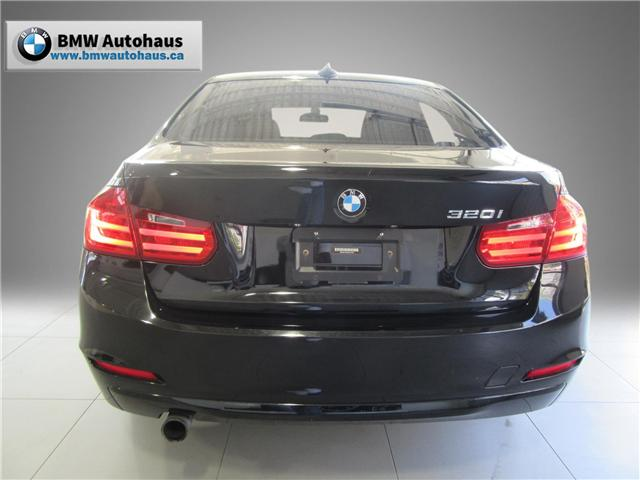 2014 BMW 320i  (Stk: P7998) in Thornhill - Image 6 of 22
