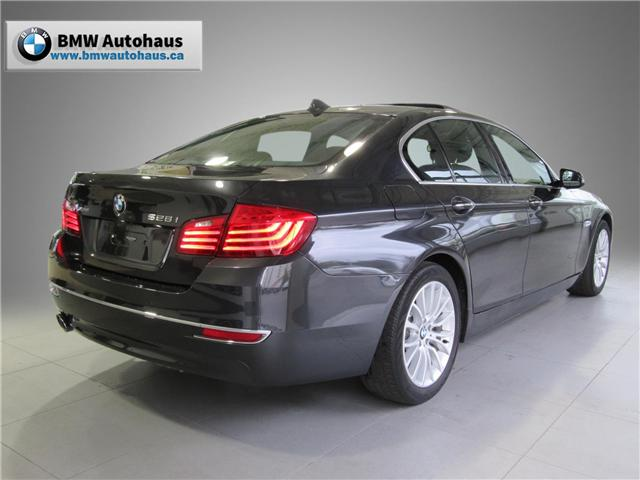 2014 BMW 528i xDrive (Stk: P8042) in Thornhill - Image 5 of 26