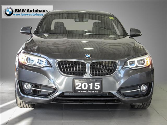 2015 BMW 228i xDrive (Stk: P8128) in Thornhill - Image 2 of 22