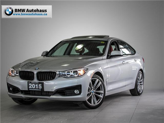 2015 BMW 328i xDrive Gran Turismo (Stk: P8132) in Thornhill - Image 1 of 30