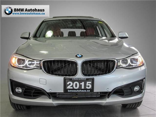 2015 BMW 328i xDrive Gran Turismo (Stk: P8132) in Thornhill - Image 2 of 30