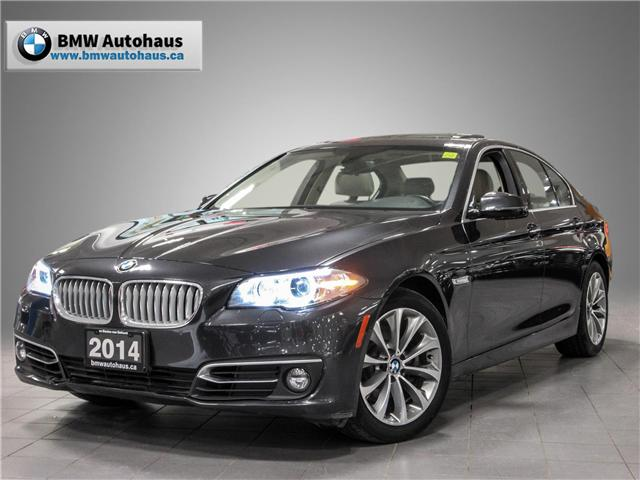 2014 BMW 528i xDrive (Stk: P8146) in Thornhill - Image 1 of 24