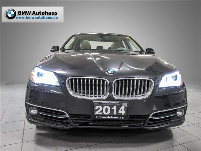2014 BMW 528i xDrive (Stk: P8146) in Thornhill - Image 2 of 24