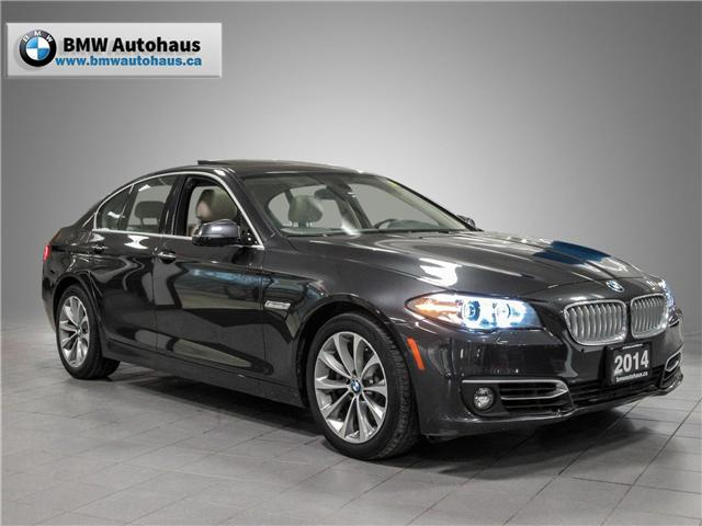 2014 BMW 528i xDrive (Stk: P8146) in Thornhill - Image 3 of 24