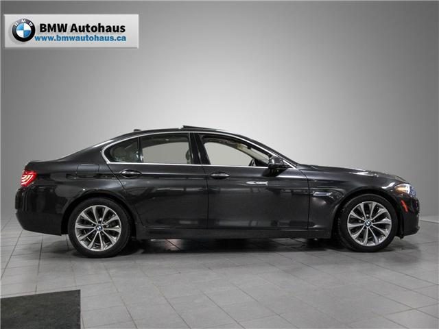 2014 BMW 528i xDrive (Stk: P8146) in Thornhill - Image 4 of 24