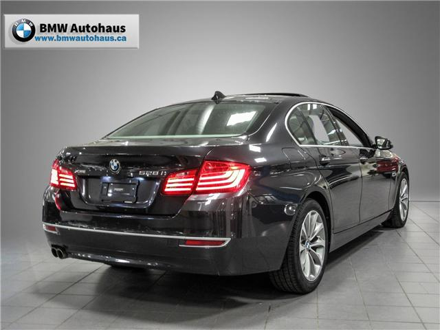 2014 BMW 528i xDrive (Stk: P8146) in Thornhill - Image 5 of 24