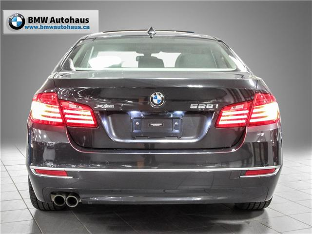 2014 BMW 528i xDrive (Stk: P8146) in Thornhill - Image 6 of 24