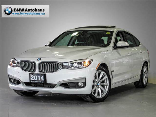 2014 BMW 328i xDrive Gran Turismo (Stk: P8242) in Thornhill - Image 1 of 23