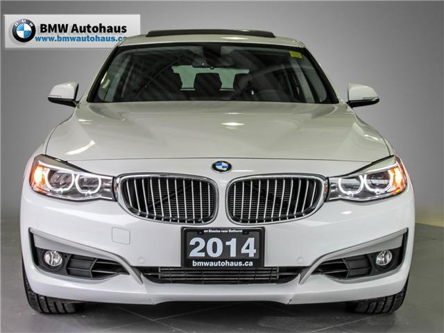 2014 BMW 328i xDrive Gran Turismo (Stk: P8242) in Thornhill - Image 2 of 23