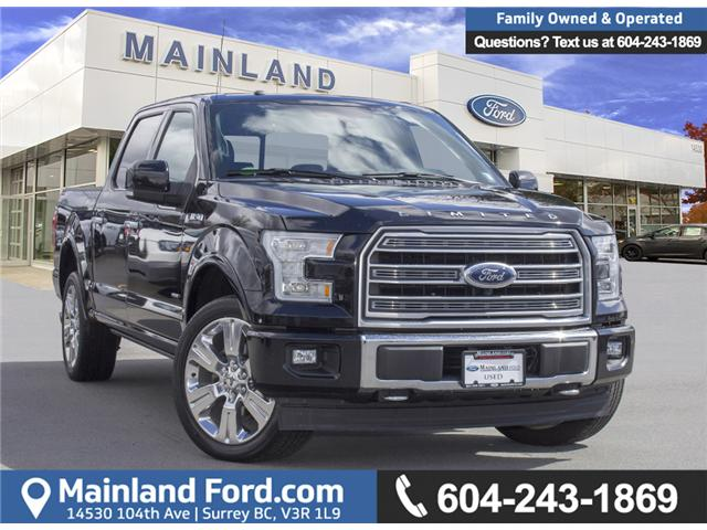 2017 Ford F-150 Limited (Stk: P7426) in Surrey - Image 1 of 30