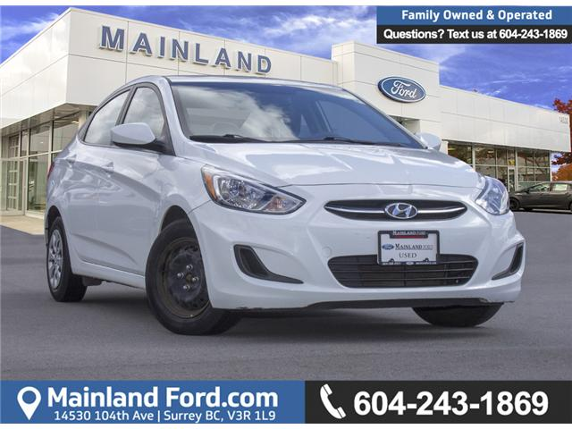 2016 Hyundai Accent SE (Stk: P8797) in Surrey - Image 1 of 26