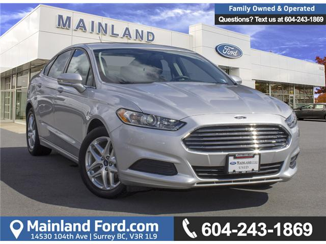 2013 Ford Fusion SE (Stk: P21264) in Surrey - Image 1 of 25
