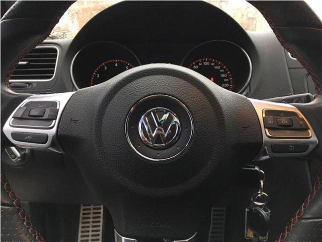 2011 Volkswagen Golf GTI 5-Door (Stk: U06073) in Toronto - Image 13 of 20