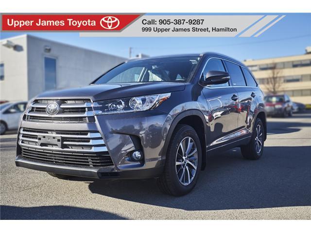 2018 Toyota Highlander XLE (Stk: 180258) in Hamilton - Image 1 of 16