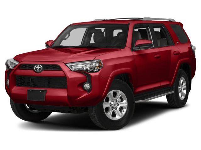2018 Toyota 4Runner SR5 (Stk: 2800943) in Calgary - Image 1 of 9