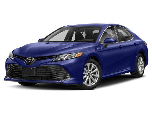 2018 Toyota Camry XLE V6 (Stk: 2801040) in Calgary - Image 1 of 9