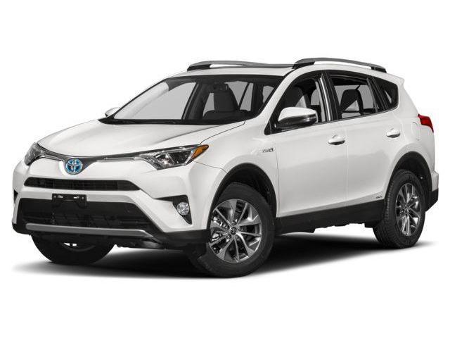 2018 Toyota RAV4 Hybrid LE+ (Stk: D28M0123) in Calgary - Image 1 of 9