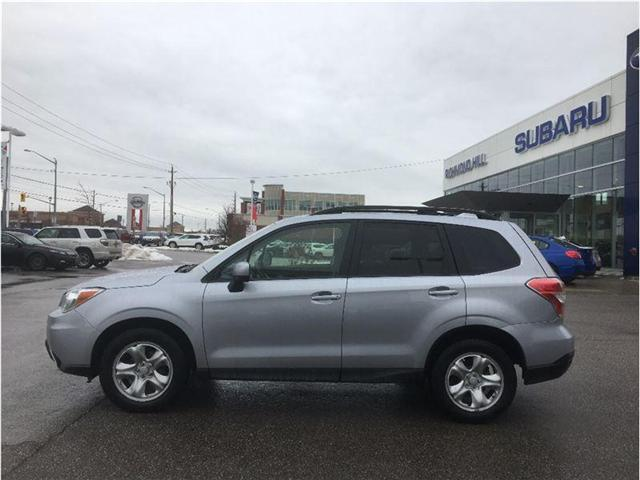 2016 Subaru Forester 2.5i (Stk: P03568) in RICHMOND HILL - Image 2 of 22
