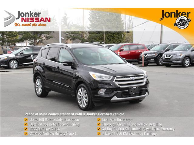 2017 Ford Escape Titanium (Stk: NI2897) in Langley - Image 1 of 27