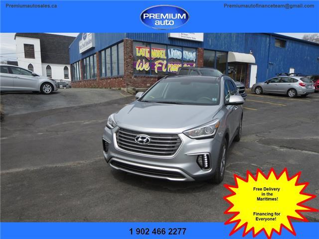 2018 Hyundai Santa Fe XL Luxury (Stk: 263194) in Dartmouth - Image 1 of 28