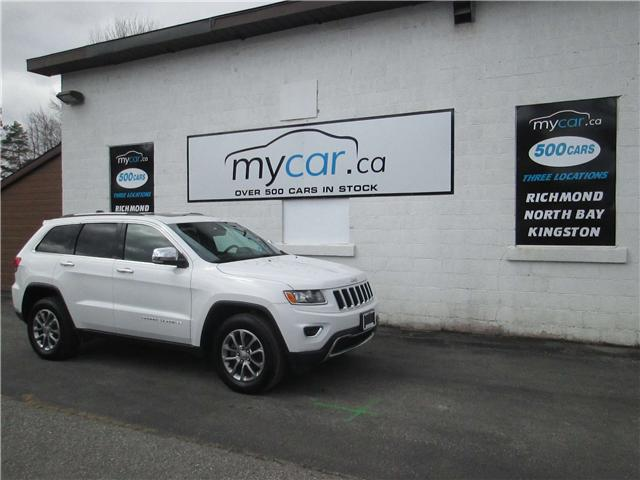 2016 Jeep Grand Cherokee Limited (Stk: 171461) in Richmond - Image 2 of 14