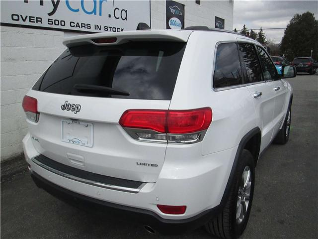 2016 Jeep Grand Cherokee Limited (Stk: 171461) in Richmond - Image 3 of 14