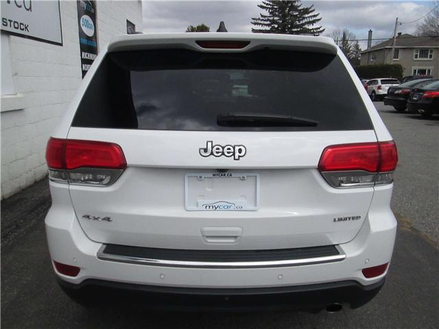 2016 Jeep Grand Cherokee Limited (Stk: 171461) in Richmond - Image 4 of 14