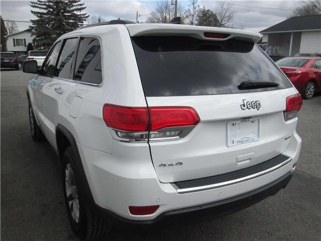 2016 Jeep Grand Cherokee Limited (Stk: 171461) in Richmond - Image 5 of 14